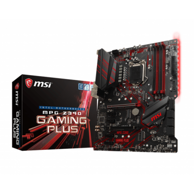 MSI MPG Z390 GAMING PLUS DDR4 HDMI DVI 1151v2