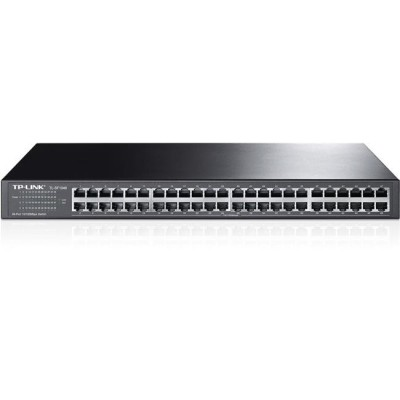 TP-LINK TL-SF1048 48 PORT 10/100 RACKMOUNT SWITCH