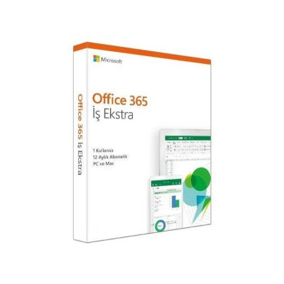 MS OFFICE 365 BUSINESS PREMIUM TR 1 YIL KLQ-00437