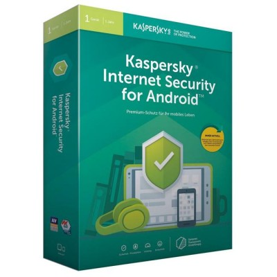 KASPERSKY INTERNET SEC. FOR ANDROID KUTU 1PDA 1YIL