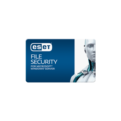 ESET FILE SECURITY FOR MICROSOFT WIN.SERVER 1YIL
