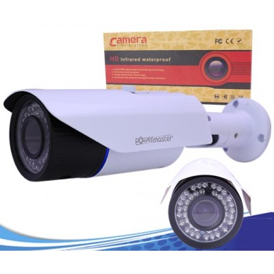 POWERMASTER IP03-B960V 1.3MP 2.8MM-12MM VARIFOCAL LENS BULLET IP KAMERA