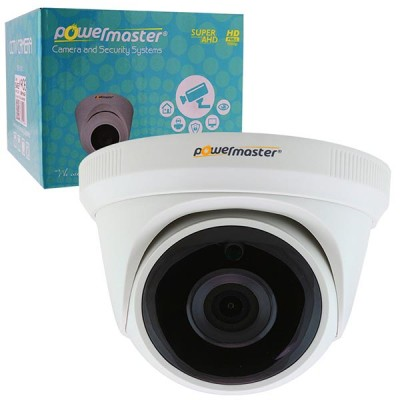 POWERMASTER 15453 1 MP 12 LED 3.6 MM 720P AHD PLASTİK KASA DOME KAMERA