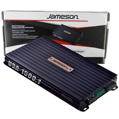 JAMESON USA-1500.1 2000 WATT BASS ANFİ