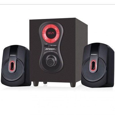 JAMESON JSM-390BT USB-SD-FM BLUETOOTH 2+1 SES SİSTEMİ