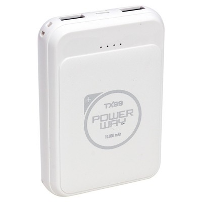 POWERWAY TX-99 10000 MAH ÇİFT USBLİ DİJİTAL EKRAN MİNİ POWERBANK