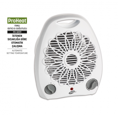 GOLDMASTER PH-3209 PROHEAT FAN